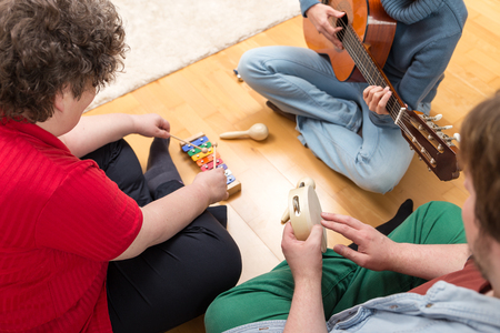 Music Therapy for Individuals with Autism